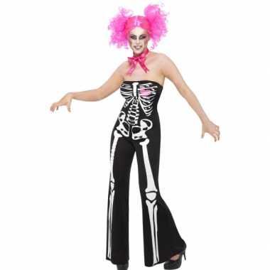 Halloween dames pak skelet